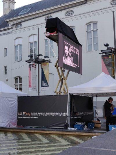 LED scherm evenement